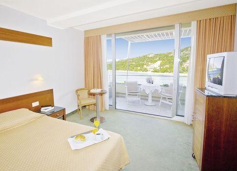 Hotelzimmer mit Tennis im Uvala