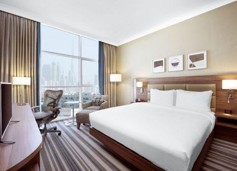 Hotelzimmer mit Aerobic im Hilton Garden Inn Dubai Al Mina