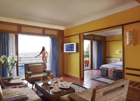 Hotelzimmer mit Mountainbike im Lido Sharm Hotel