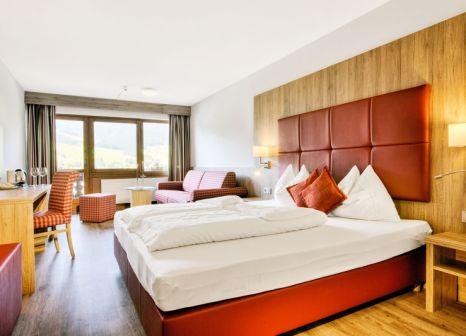 Hotelzimmer mit Minigolf im Hotel Ferienclub Bellevue am Walchsee