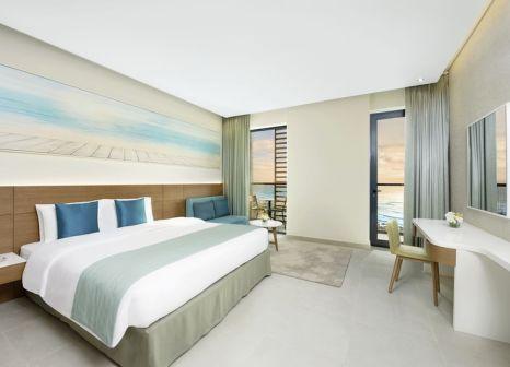 Hotelzimmer mit Golf im Wyndham Garden Ajman Corniche