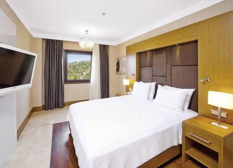 Hotelzimmer mit Volleyball im Voyage Göltürkbükü Resort