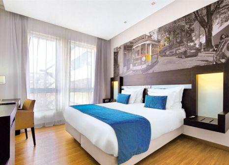 Hotelzimmer mit Aerobic im Jupiter Lisboa Hotel
