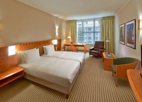 Hotelzimmer mit Fitness im Hilton Munich Airport