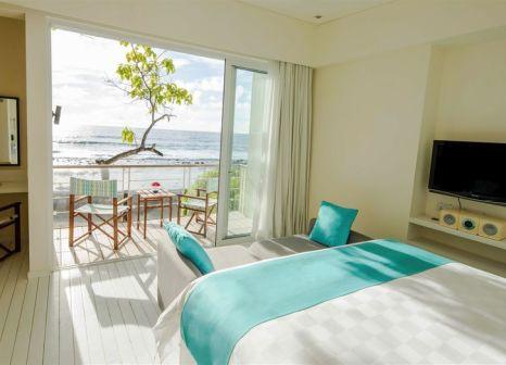 Hotelzimmer mit Volleyball im Holiday Inn Resort Kandooma Maldives