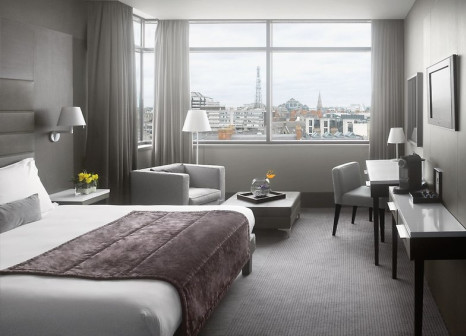 Hotelzimmer mit Massage im Radisson Blu Royal
