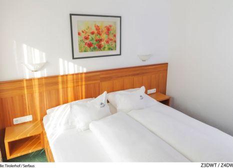 Hotelzimmer mit Spielplatz im Tirolerhof