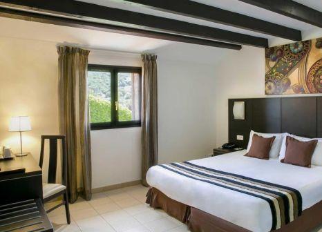 Hotelzimmer mit Fitness im Hôtel U Ricordu