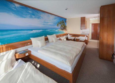 Hotelzimmer mit Sauna im Victory Gästehaus