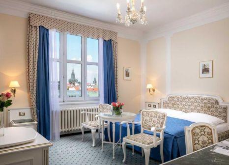 Hotelzimmer mit Golf im Hotel Ambassador Zlatá Husa