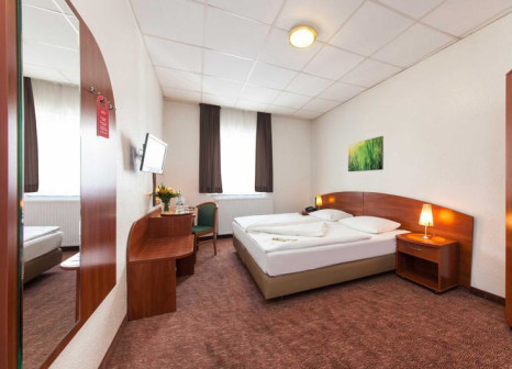 Hotelzimmer mit Spa im Novum Hotel Eleazar