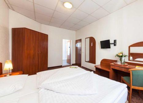 Hotelzimmer mit Sauna im Novum Hotel Eleazar