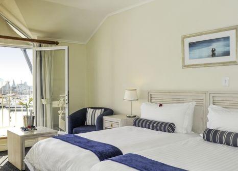 Hotelzimmer mit Paddeln im aha Simon's Town Quayside Hotel