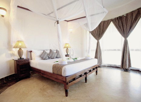 Hotelzimmer mit Mountainbike im Ocean Paradise Resort & Spa Zanzibar