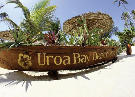 Hotel Uroa Bay Beach Resort in Sansibar - Bild von DERTOUR