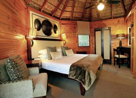 Hotelzimmer mit Animationsprogramm im Garden Route Game Lodge