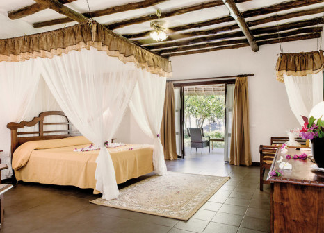 Hotelzimmer mit Volleyball im Karafuu Beach Resort & Spa