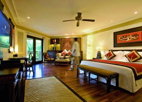 Hotelzimmer mit Volleyball im Intercontinental Bali Resort