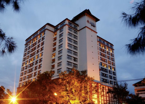 Amora Hotel Chiang Mai in Nordthailand - Bild von DERTOUR