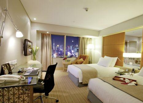 Hotelzimmer mit Kinderbetreuung im Jin Jiang Tower