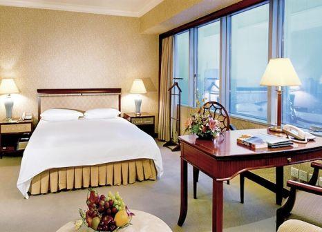 Hotelzimmer mit Aerobic im Jin Jiang Tower