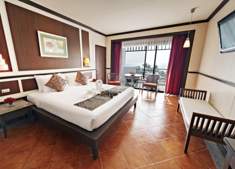 Hotelzimmer mit Golf im Pinnacle Grand Jomtien Resort & Beach Club