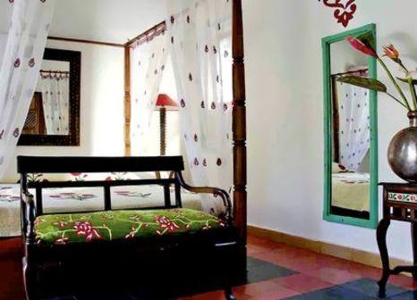 Hotelzimmer mit Pool im Casa Anjuna