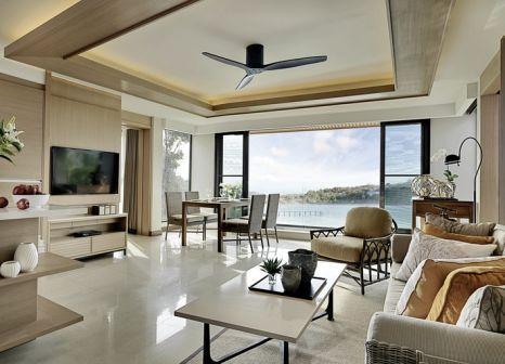 Hotelzimmer mit Yoga im Amari Phuket