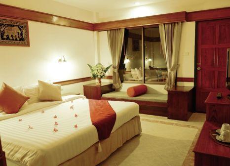 Hotelzimmer mit Volleyball im The Viridian Resort