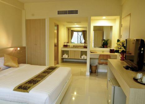 Hotelzimmer mit Mountainbike im The Viridian Resort