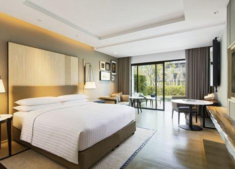 Hotelzimmer mit Golf im Hua Hin Marriott Resort & Spa