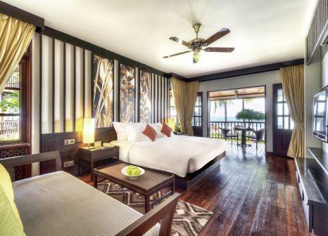 Hotelzimmer mit Volleyball im Pelangi Beach Resort & Spa