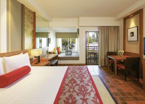 Hotelzimmer mit Mountainbike im SAii Laguna Phuket