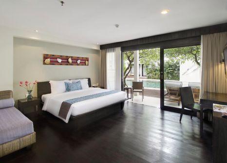 Hotelzimmer mit Mountainbike im Away Bali Legian Camakila