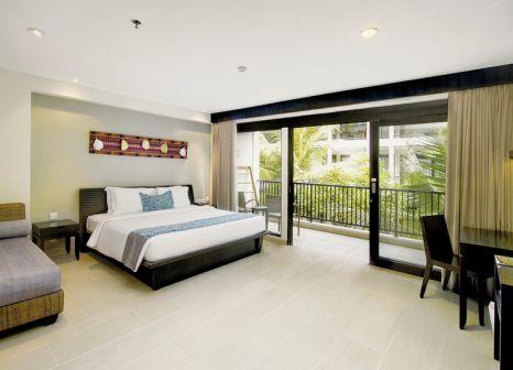 Hotelzimmer mit Volleyball im Away Bali Legian Camakila