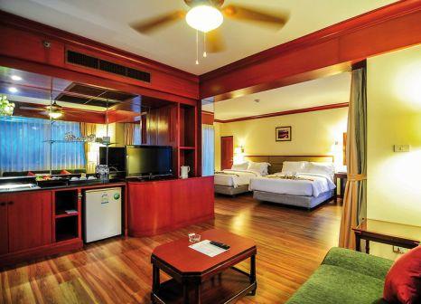 Hotelzimmer mit Tischtennis im Phuket Graceland Resort & Spa