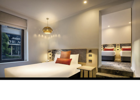 Hotelzimmer mit Clubs im Quality Batman's Hill On Collins