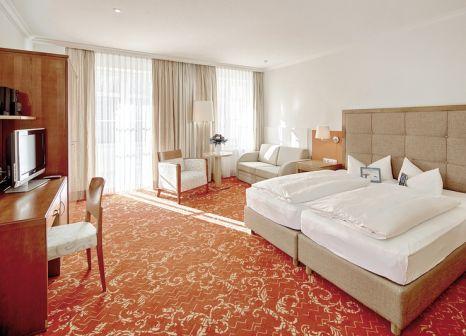 Hotelzimmer mit Minigolf im Hotel Mohren