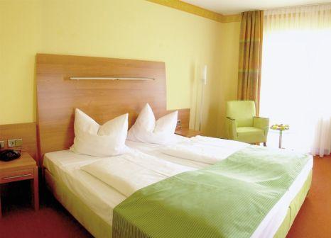 Hotelzimmer mit Minigolf im Landhotel Burg im Spreewald