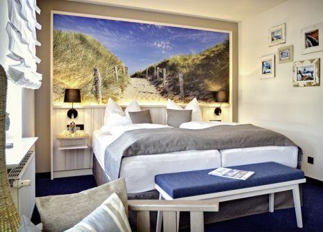 Hotelzimmer mit Fitness im Sylter Domizil