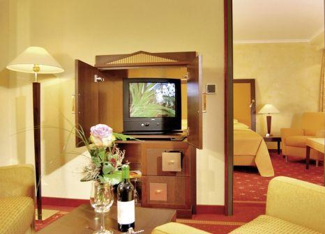 Hotelzimmer mit Sauna im Caroline Mathilde