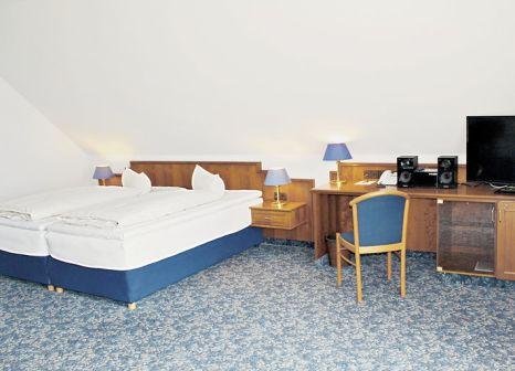 Hotelzimmer mit Minigolf im Alpina Lodge Hotel Oberwiesenthal
