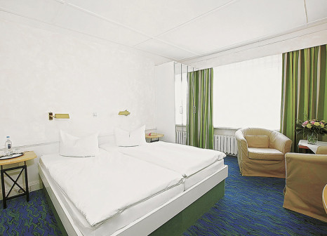 Hotelzimmer mit Spielplatz im Hotel Residenz