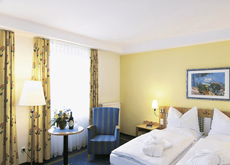Hotelzimmer mit Fitness im H+ Hotel & SPA Friedrichroda