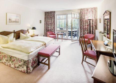 Hotelzimmer mit Segeln im Kurhaus am Inselsee