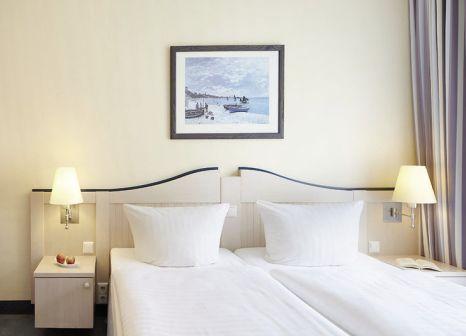 Hotelzimmer mit Minigolf im Seehotel Binz Therme