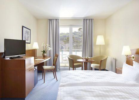 Hotelzimmer mit Yoga im Seehotel Binz Therme