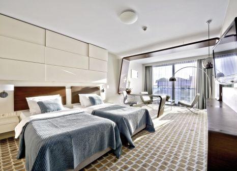 Hotelzimmer mit Fitness im Marine Hotel