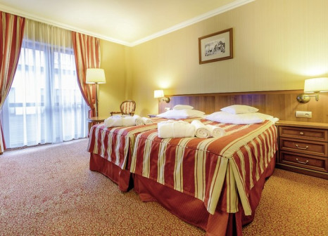 Hotelzimmer mit Fitness im Hotel Delfin Spa & Wellness