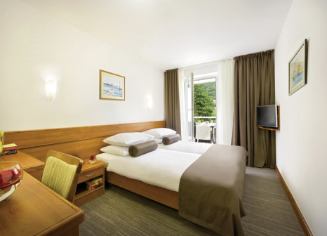 Hotelzimmer mit Yoga im Remisens Hotel Marina